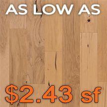 Alexandria Floors - Standbridge 3/8 - Natural Hardwood