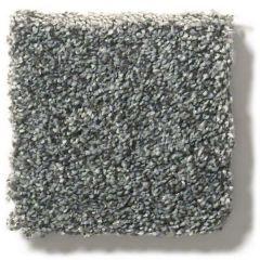 Shaw - Just A Hint II - Steel Carpet