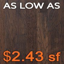 Alexandria Floors - Standbridge 3/8 - Jaka Bean Hardwood