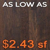 Alexandria Floors - Standbridge 3/8 - Jaka Bean Hardwood