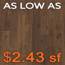 Alexandria Floors - European Oak 3/8 - Lisbon Hardwood