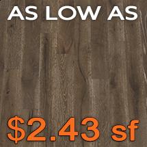 Alexandria Floors - European Oak 3/8 - Monaco Hardwood