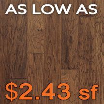 Alexandria Floors - Standbridge 3/8 - Prairie Base Hardwood