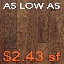 Alexandria Floors - Standbridge 3/8 - Prairie Base Hardwood
