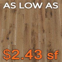 Alexandria Floors - European Oak 3/8 - Venice Hardwood