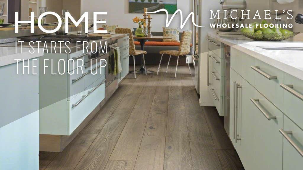 Shaw Floors - SW485 Castlewood Oak - Armory - Engineered Hardwood