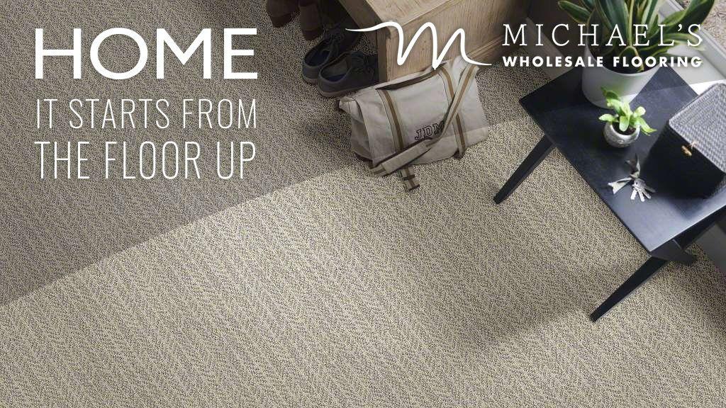 Shaw Floors - Lead The Way - Eggshell - Carpet
